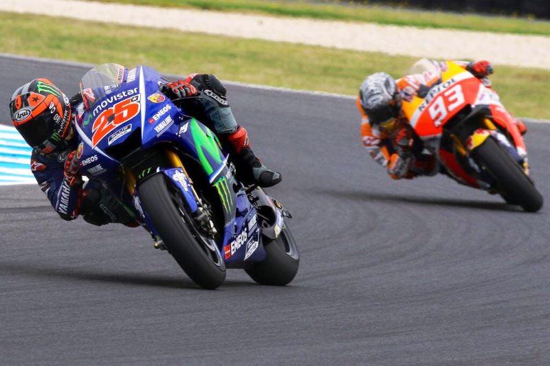 Vinales dominasi Final Tes MotoGP Australia
