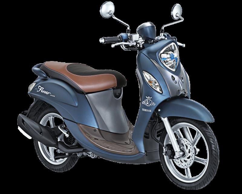 Harga Yamaha Fino Grande Royal Blue