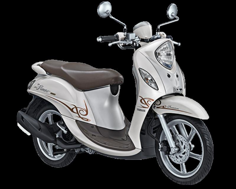 Yamaha Hadirkan Fino Grande Royal Blue dan Stripping Baru