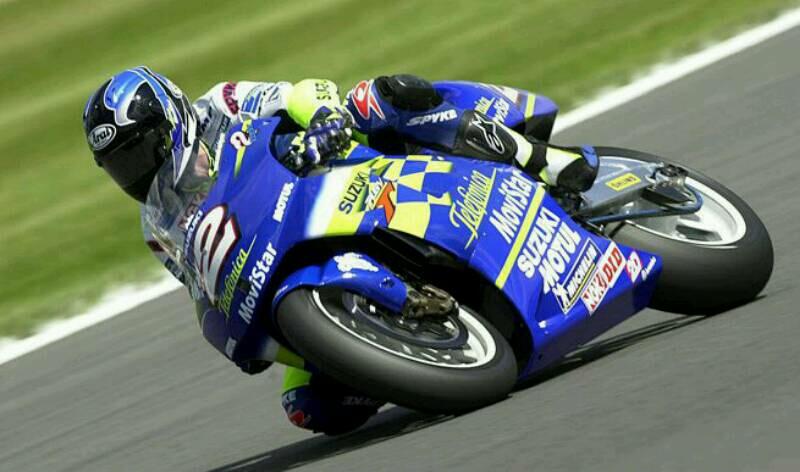 Lucchinelli dan Roberts Jr Akan Diangkat Menjadi MotoGP Legends