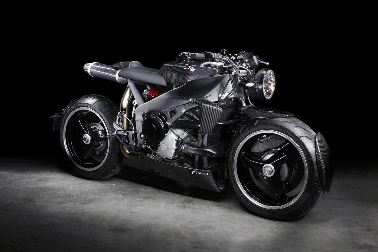 Yamaha R1 Euro Fighter Lazareth Bekas Bintang Film