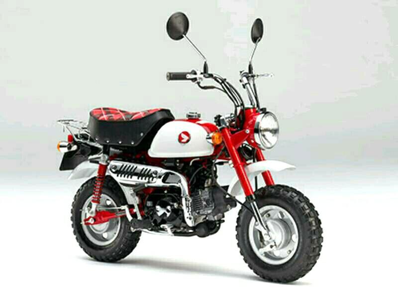Replika Honda Monkey Terakhir Diluncurkan