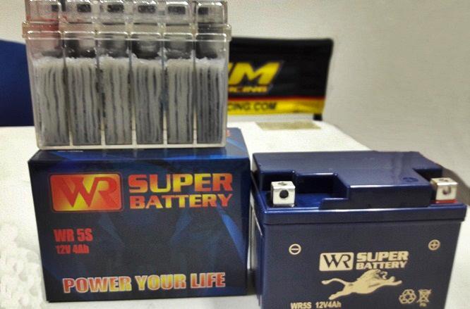 WR Super Battery