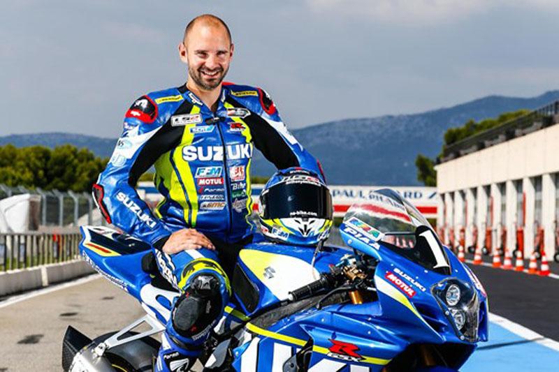 Juara Dunia Balap motor tewas