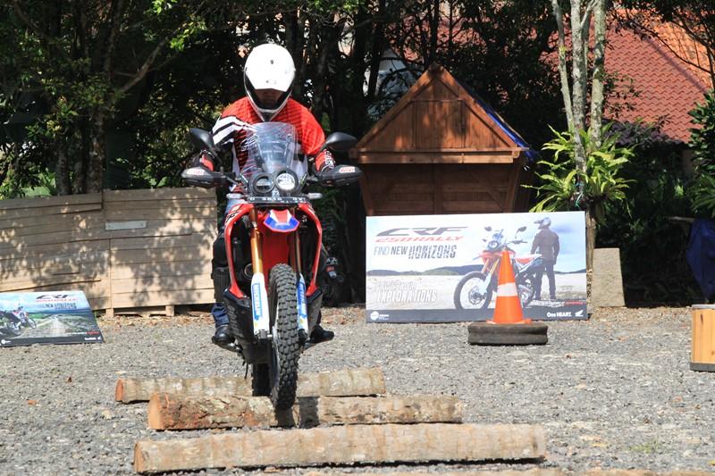 DAM Jual Honda CRF250Rally