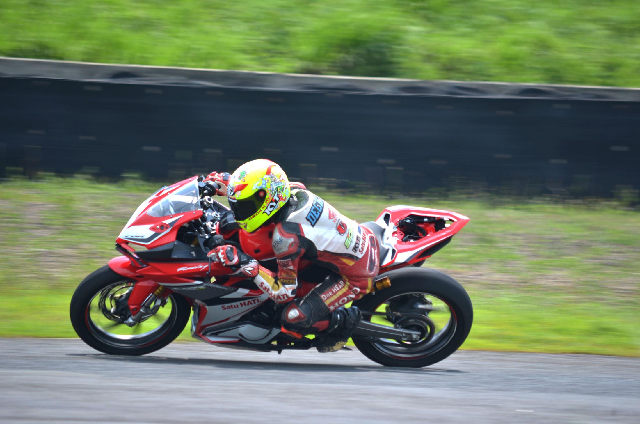 Tim Honda Absen di Kejurnas IRS Sport 250