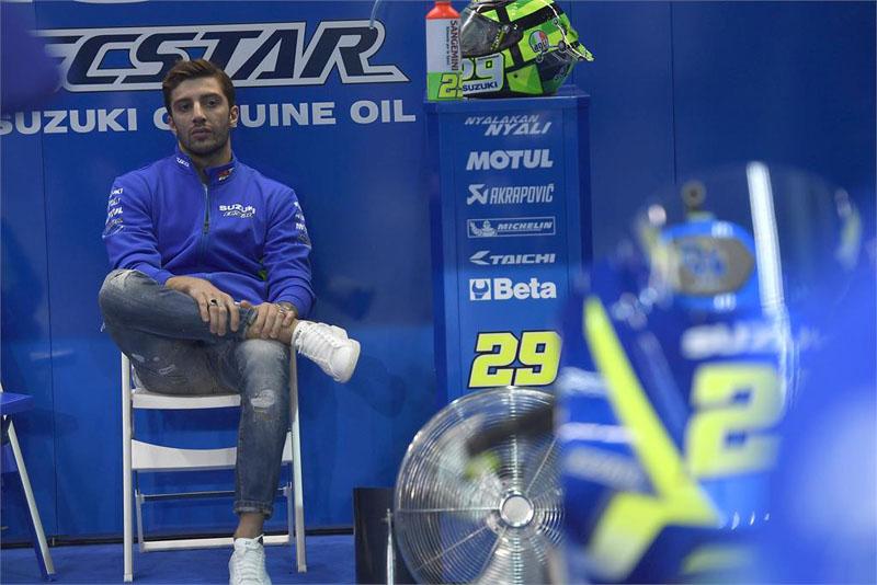 Iannone Akan Hengkang dari Suzuki Akhir Musim