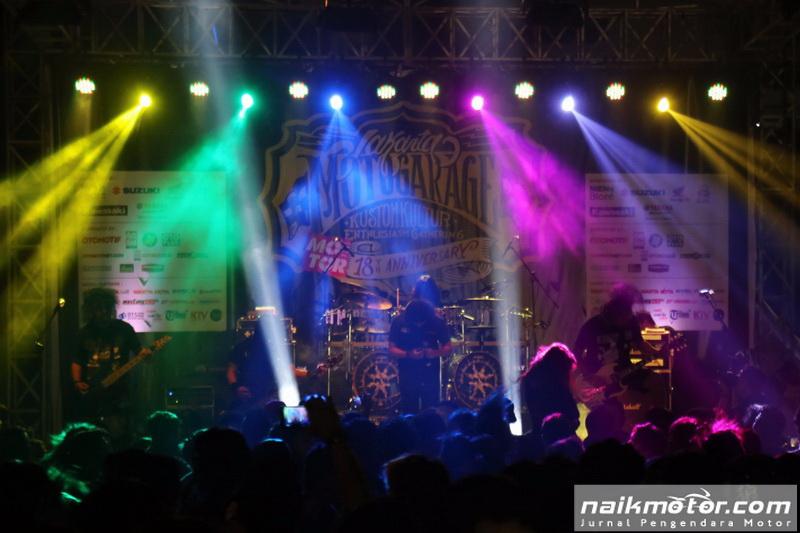Foto-foto Jakarta Motogarage 2017