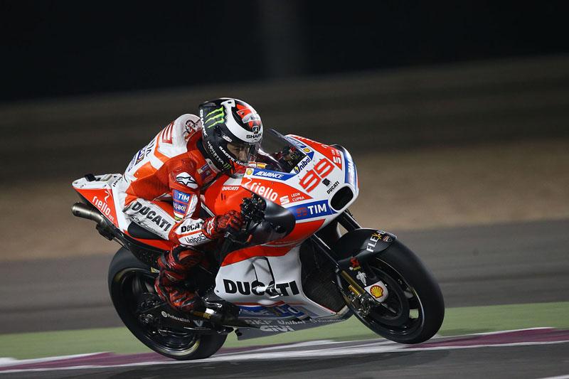 Peluang Lorenzo Memenangkan MotoGP Qatar
