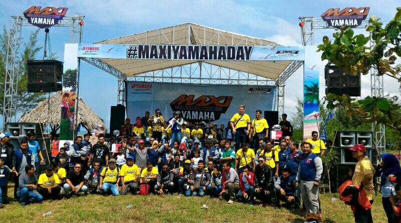 Pengguna Yamaha NMax di Jawa Tengah