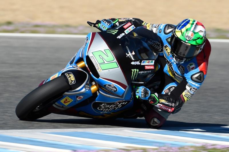 Tes Moto2 Jerez
