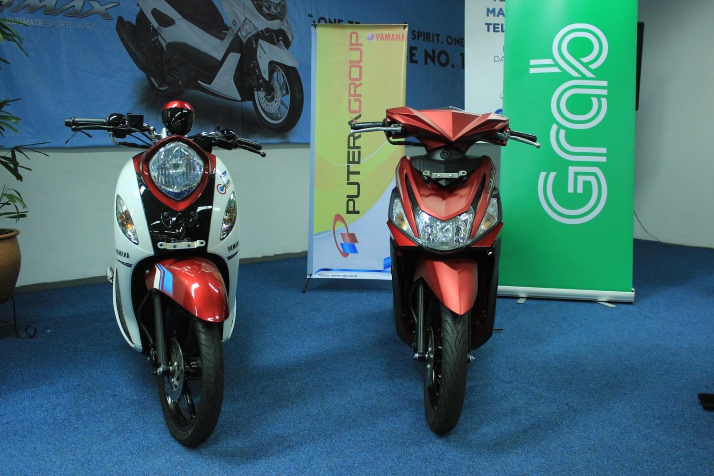 Harga Motor Yamaha untuk Pengemudi Grab Bike