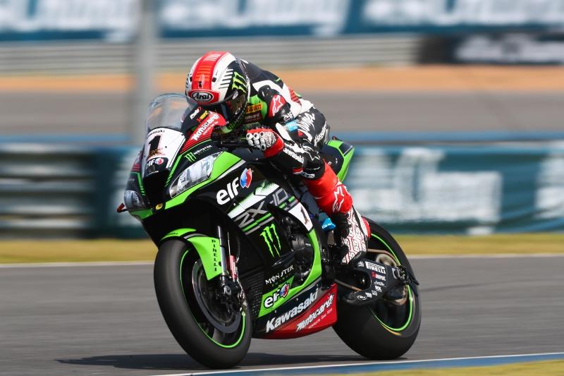 Race 1 WSBK Thailand
