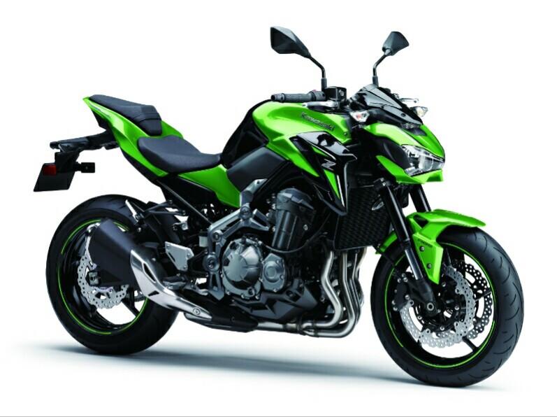 Super Naked Kawasaki Z900