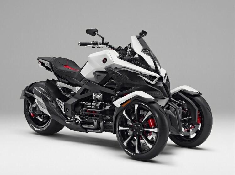 Honda Neowing Akan Diproduksi