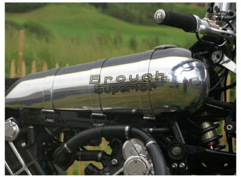 Brough Superior SS100 Dihidupkan Lagi