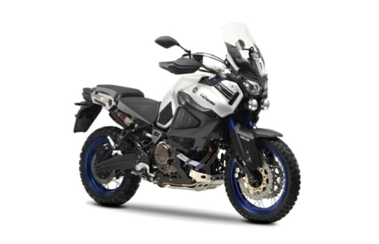 Yamaha Siapkan Adventure 850cc Sebagai XT900 Super Tenere