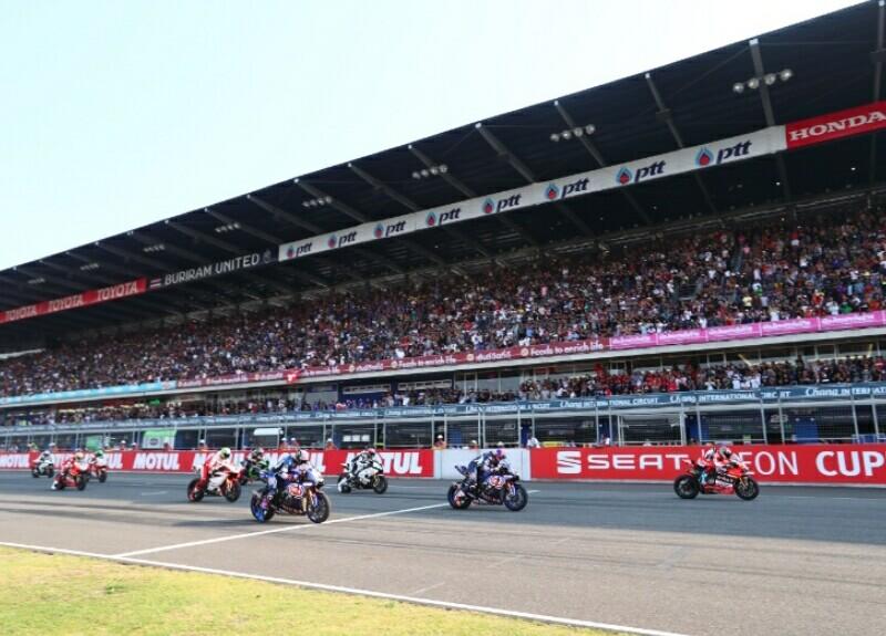 Thailand Siap Menyelenggarakan MotoGP