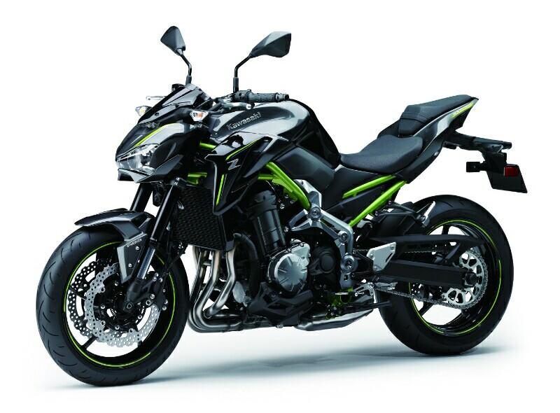 Kawasaki Z900 Diluncurkan