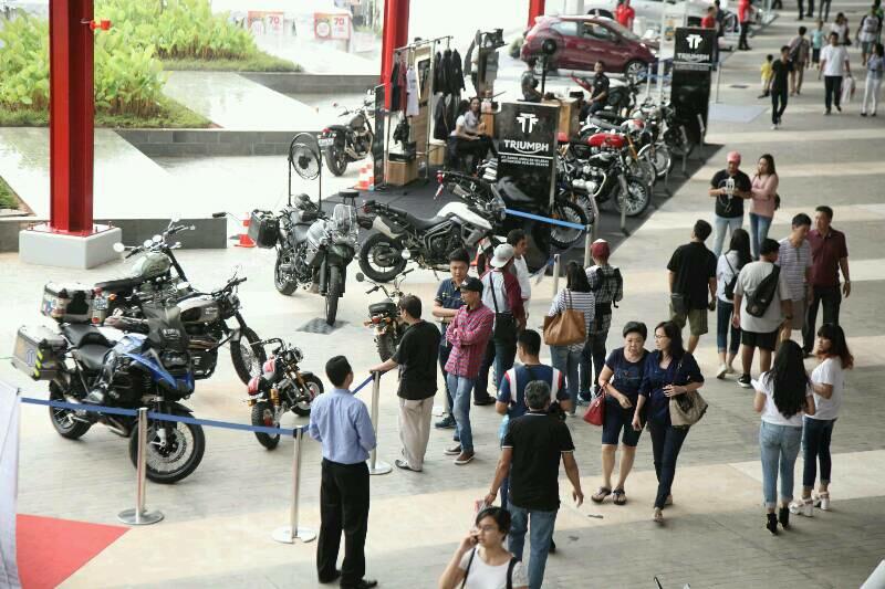 1st Indonesia Autovaganza Sukses Sedot Ribuan Pengunjung