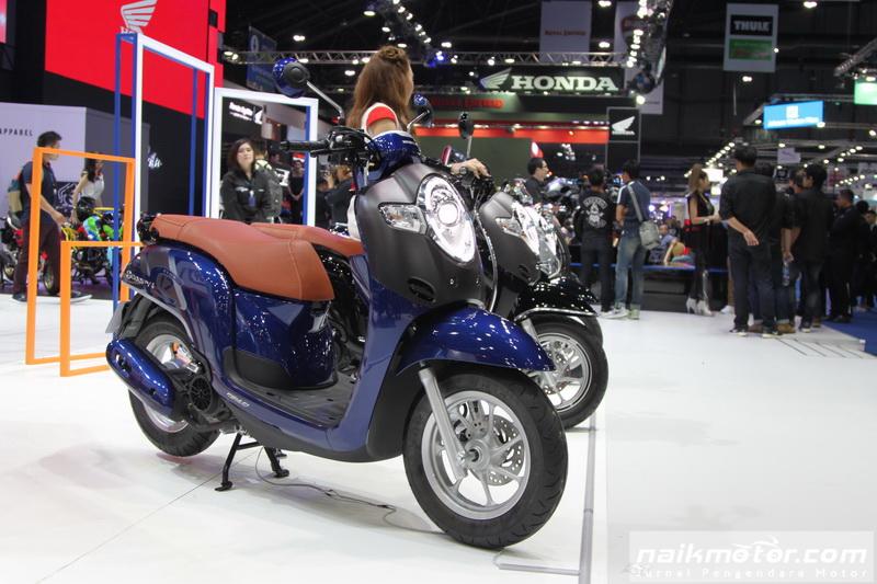 Nih Tampang All New Honda Scoopy I 12 Dan Versi Modifikasinya