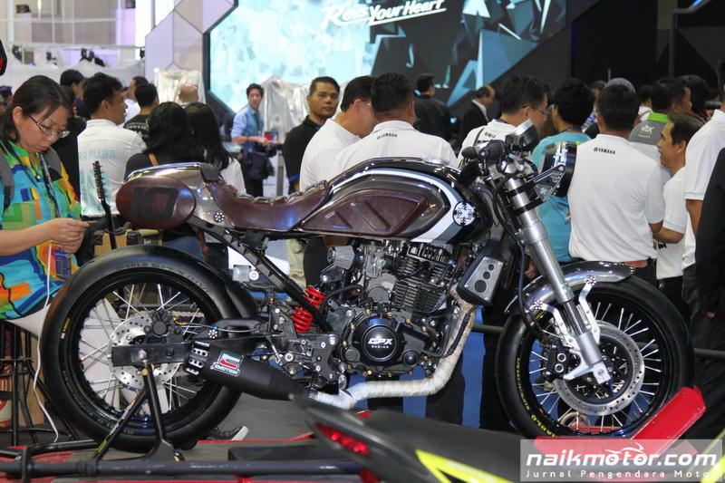 Motor Rakitan Thailand GPX Siap Masuk Indonesia