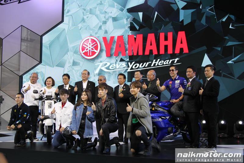 deretan model baru Yamaha