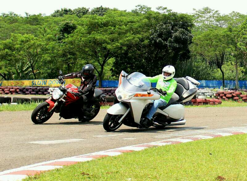 Safety Riding Course MBC