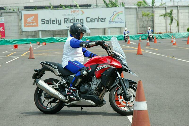 Safety Riding Course Day