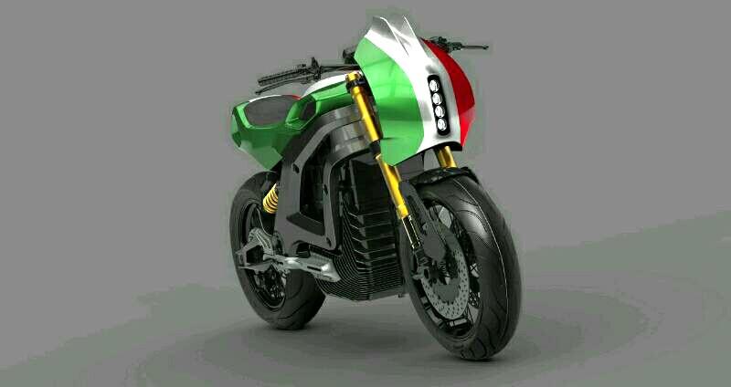Motor Listrik Italian Volt