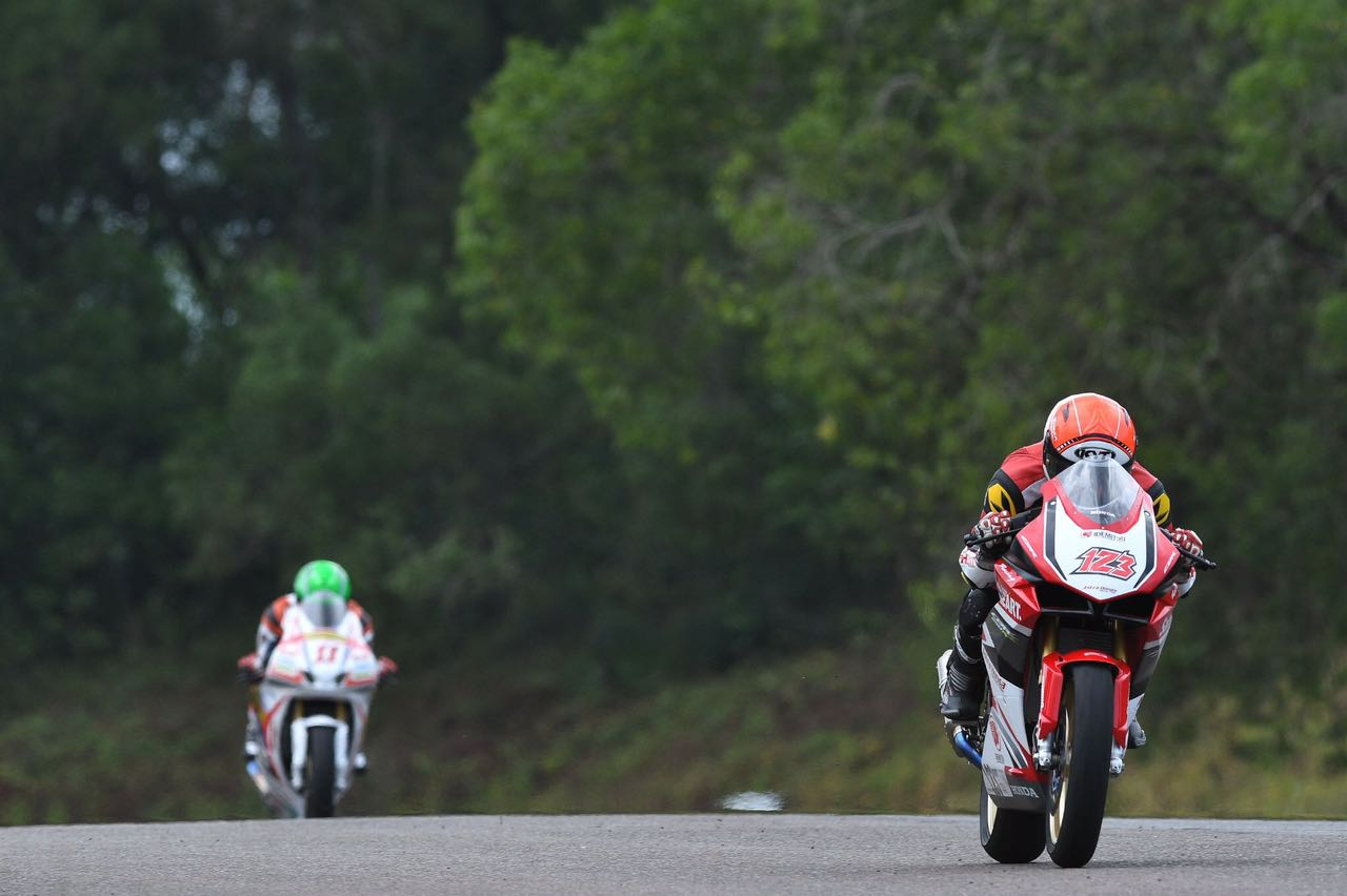 Race 1 AP250 ARRC Johor