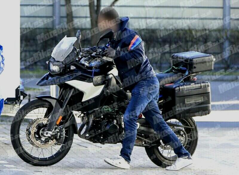 BMW Motorrad Tengah Mempersiapkan Pengganti F800