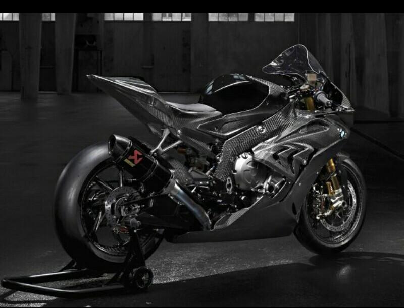 BMW Motorrad HP4 Race Carbon Fiber Tampil Perdana di Shanghai