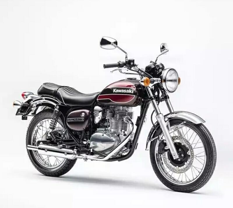 Kawasaki Estrella Final Edition