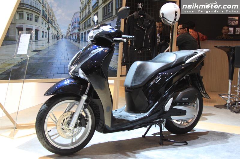 Honda SH150i Akan Bertarung di Pasar Skutik Premium