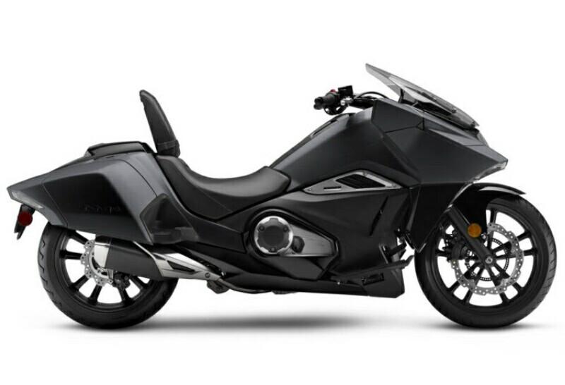 Honda NM4 Vultus Akhirnya Hadir di Amerika