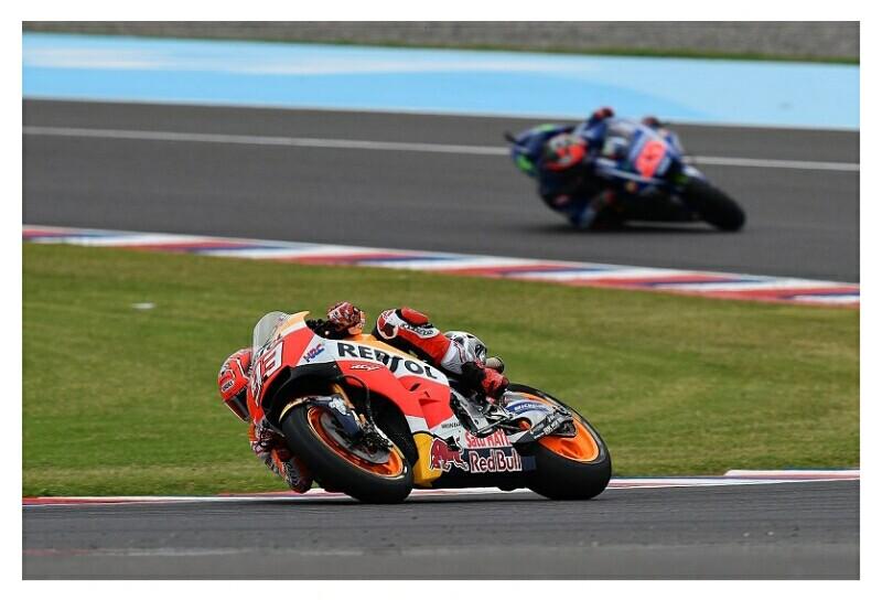 Marquez Lebih Tertekan di MotoGP Musim 2016