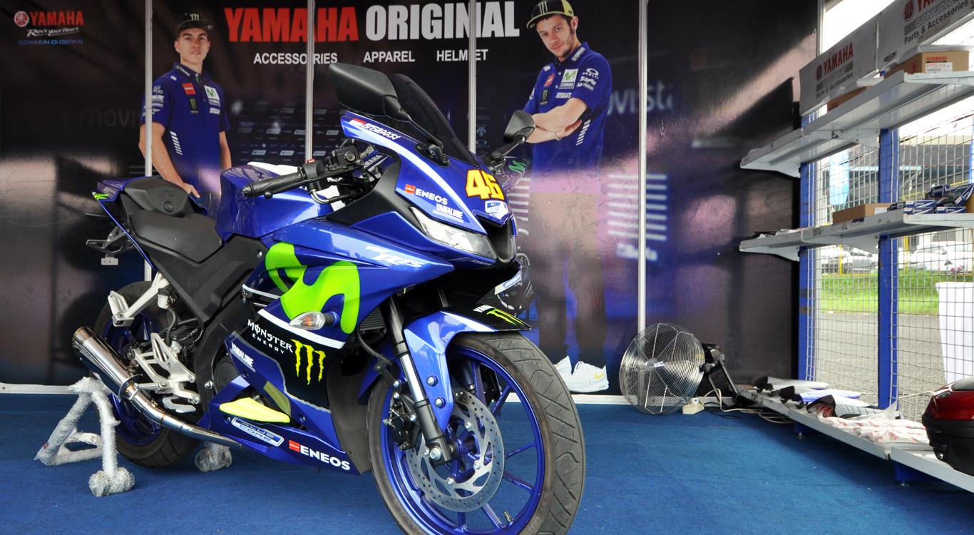 Yamaha Sunday race Sentul