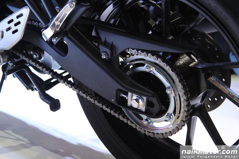 Ini Harga Resmi All New Yamaha V-Ixion R