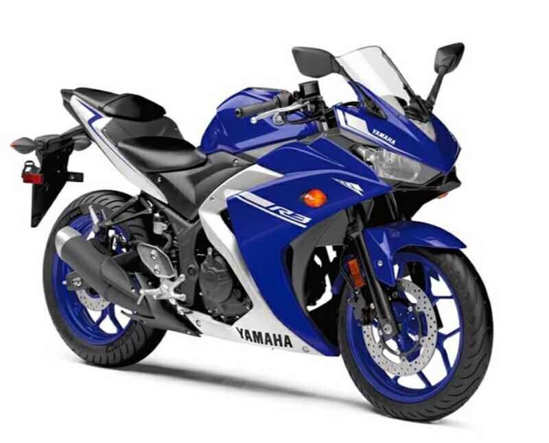 Yamaha R3 Dipasarkan Kembali