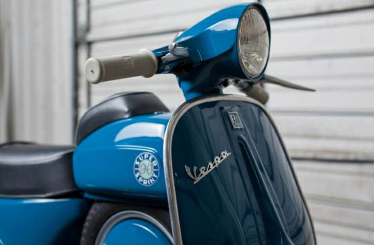 Vespa Super Sprint 90 Langka