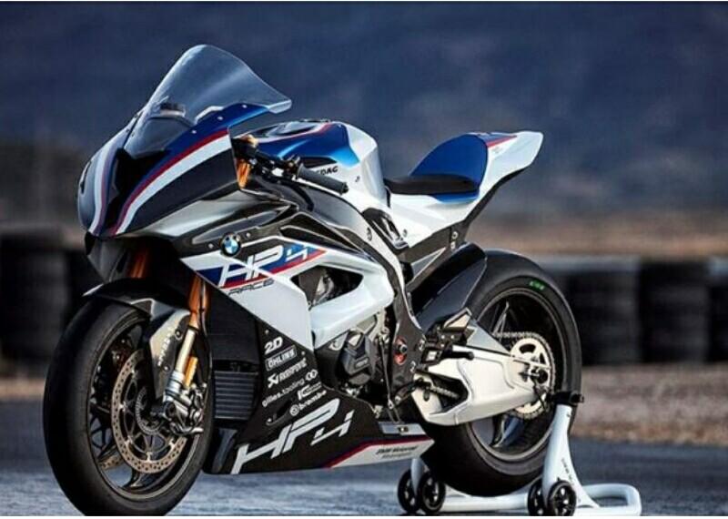 BMW Motorrad HP4