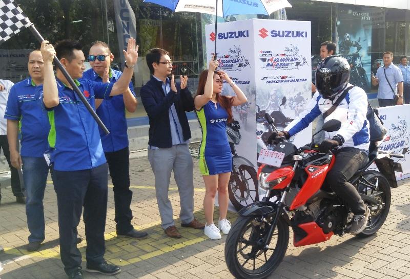 25 unit Suzuki GSX-S150