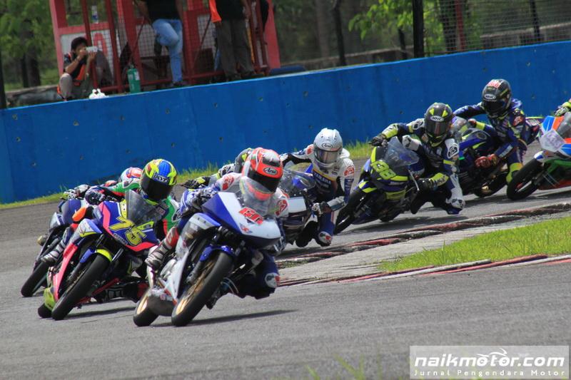 Yamaha Sunday Race 2017 Seri 1 Sentul