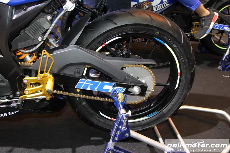 Modifikasi Suzuki Gsx R150 Dengan Fairing Gaya Motogp Siap Balap
