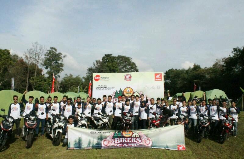 Honda Bikers Camp