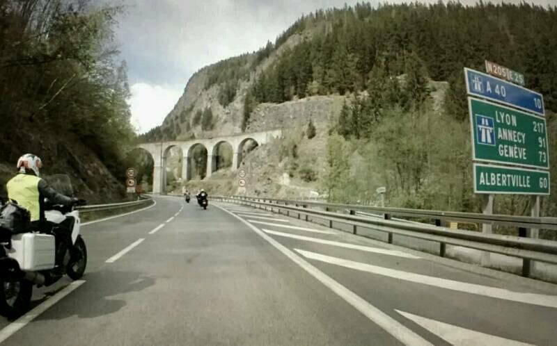 12 Pemotor IMilan hingga Mount Blanc
