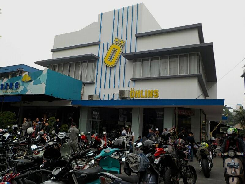 Flagship Store Öhlins