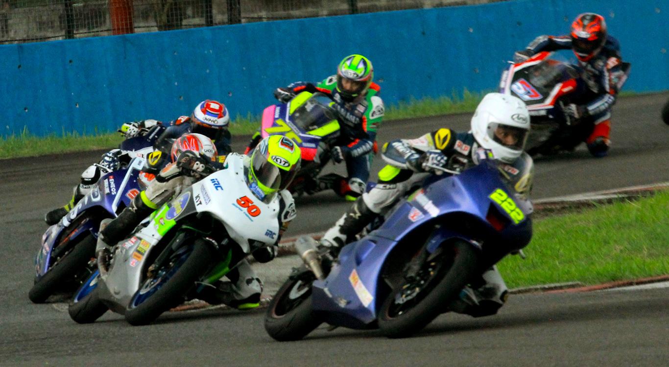 Yamaha Sunday Race 2017 Seri 1