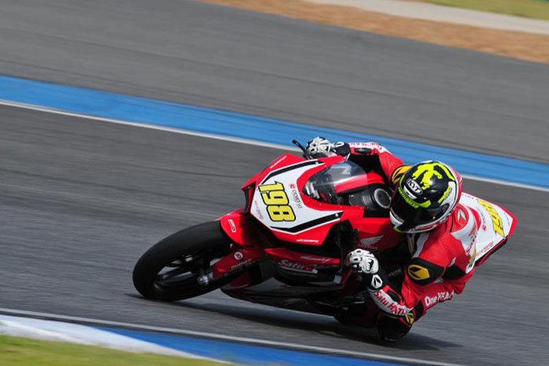 Honda Turunkan 6 Pembalap di ARRC dan ATC Suzuka Jepang